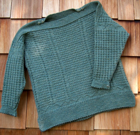 Knitting Patterns For Guernsey Sweaters : BareNeedle